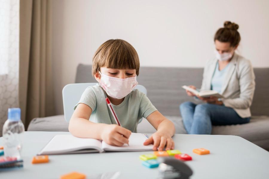 เรียนแบบ New Normal แบบไหนให้เด็กเรียนได้อย่างไม่ขาดช่วง