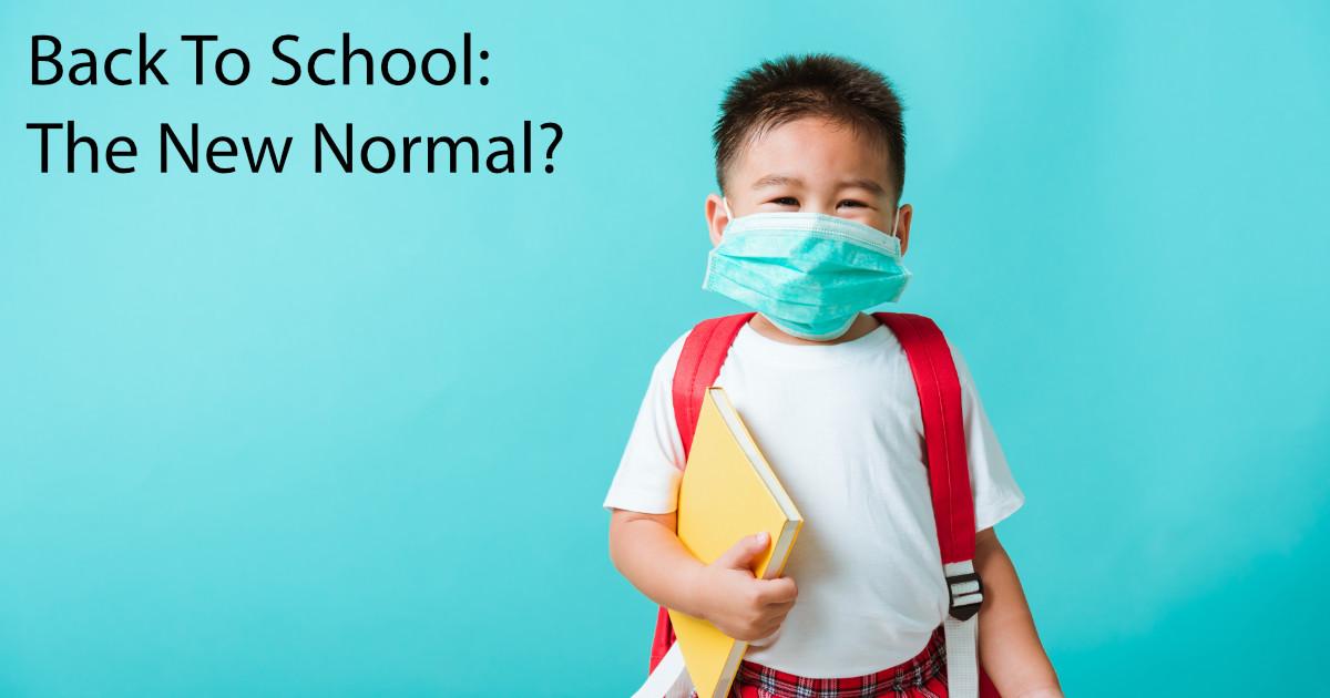 การเรียนแบบ New Normal