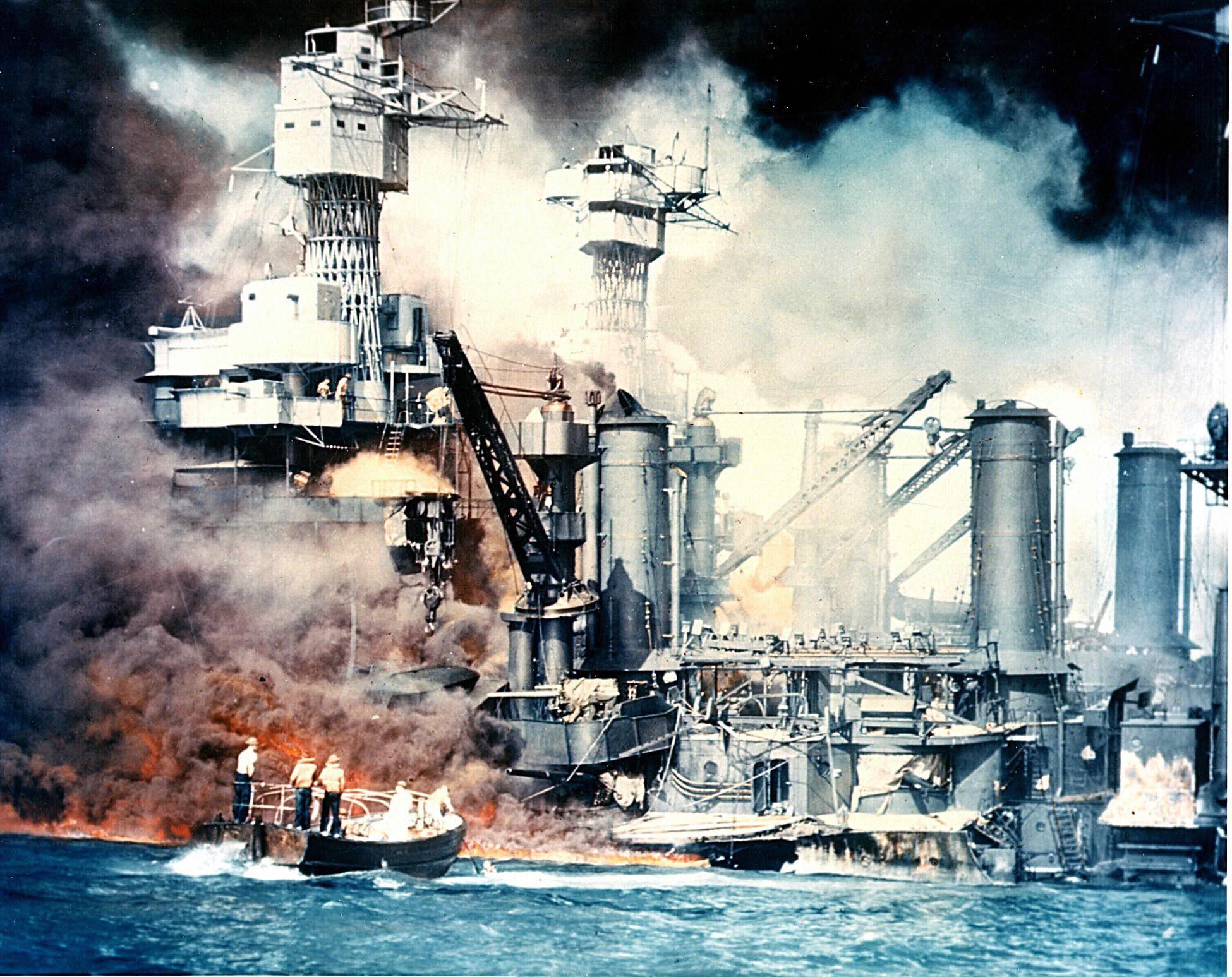 เจาะตำนาน การโจมตีเพิร์ลฮาร์เบอร์ ของญี่ปุ่นในสงครามโลกครั้งที่ 2