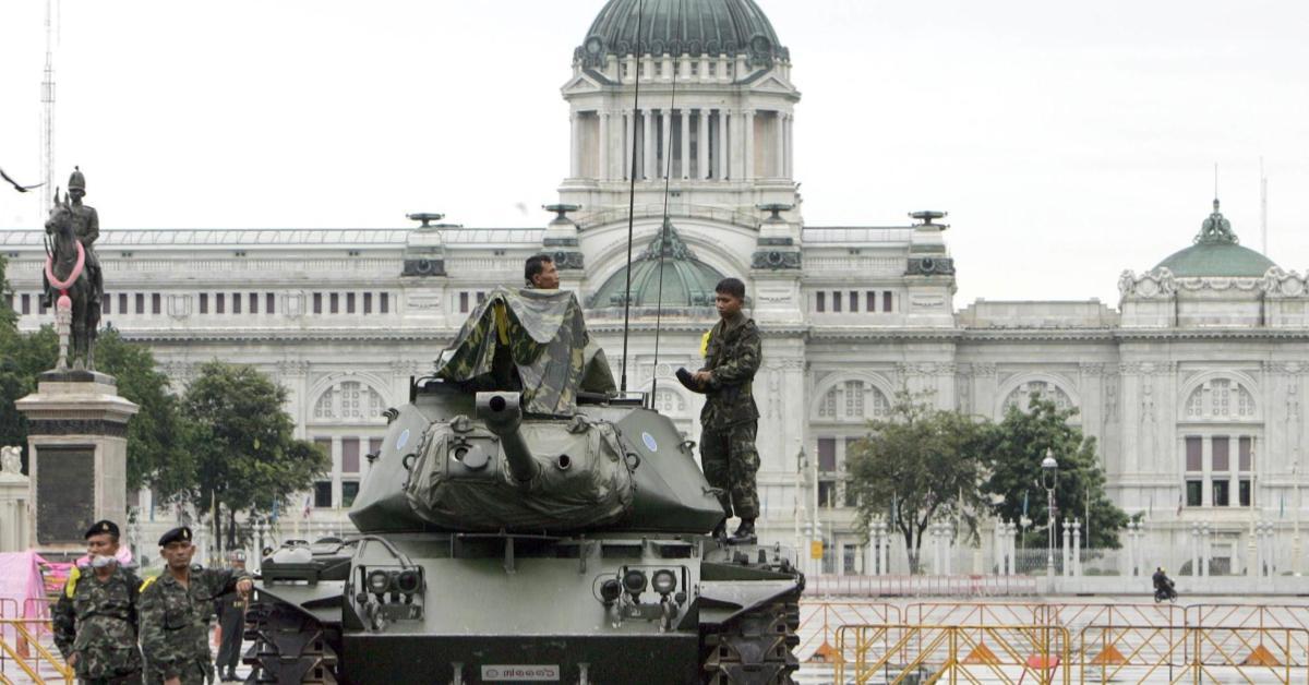 การรัฐประหาร ในประเทศไทย