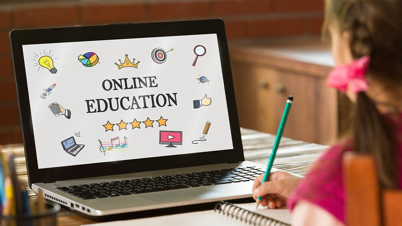 เรียนออนไลน์ การศึกษาในอนาคต