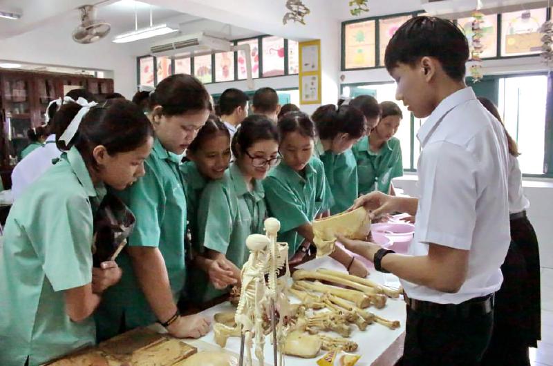 การเรียนวิชาวิทยาศาสตร์ สามารถสร้างเยาวชนระดับประเทศไทยได้…แน่นอน