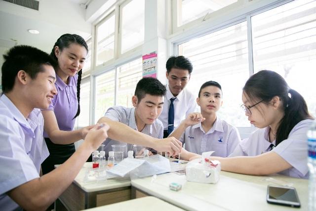 การเรียนวิชาวิทยาศาสตร์ ถ้ามีตั้งใจเรียนจริงๆ ไม่ยากเลย