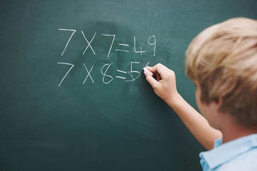 การเรียนวิชาคณิตศาสตร์ ไม่ยากอย่างที่คิด!! เพียงมีความตั้งใจ และสมาธิสูง