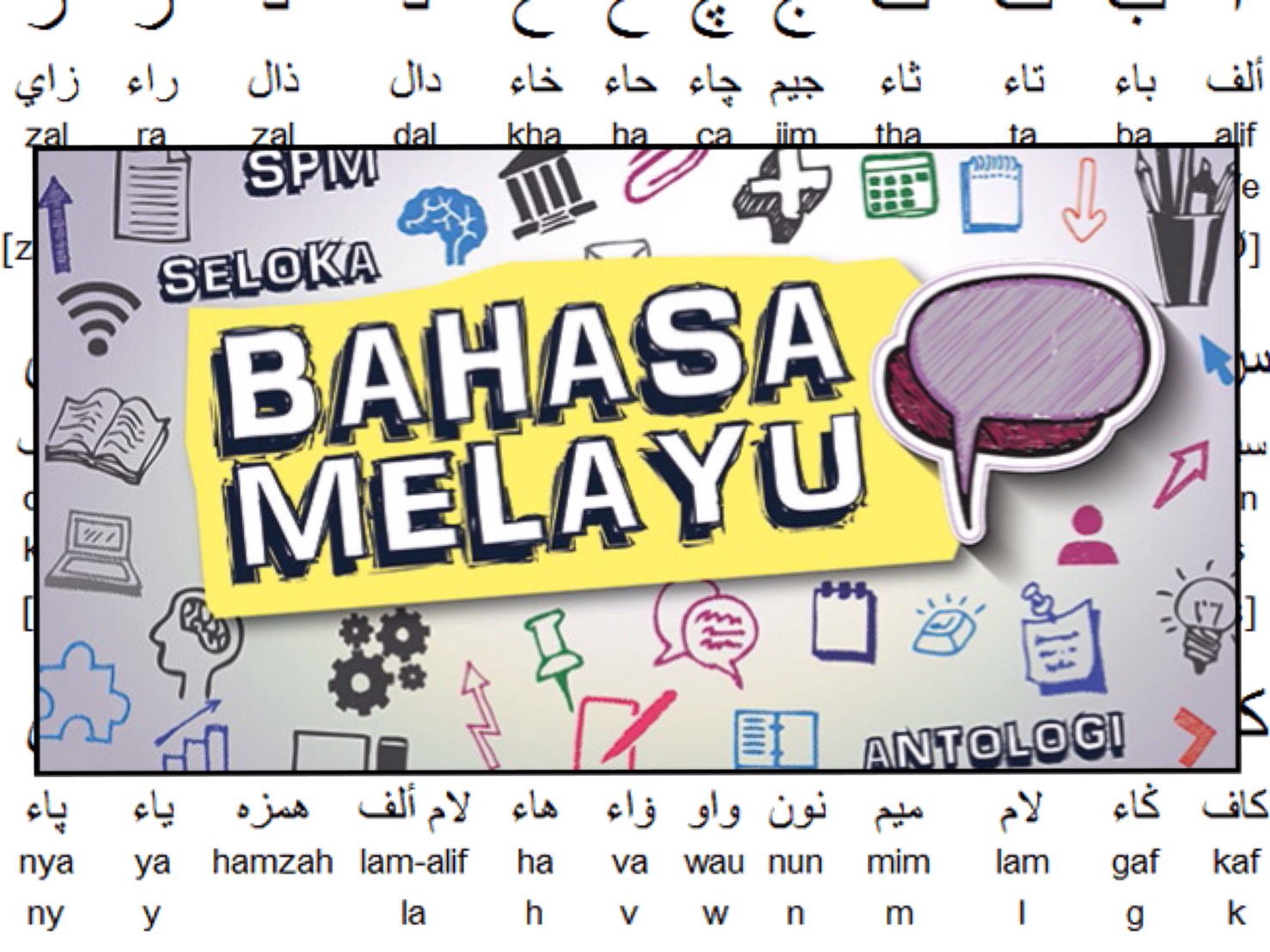 ความรู้นอกตำรา ว่าด้วยเรื่องของ วิวัฒนาการของ ภาษามลายู