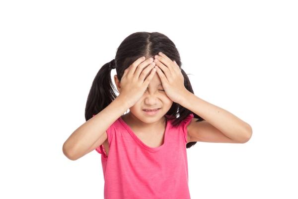 ภาวะสมองล้า กับเด็ก