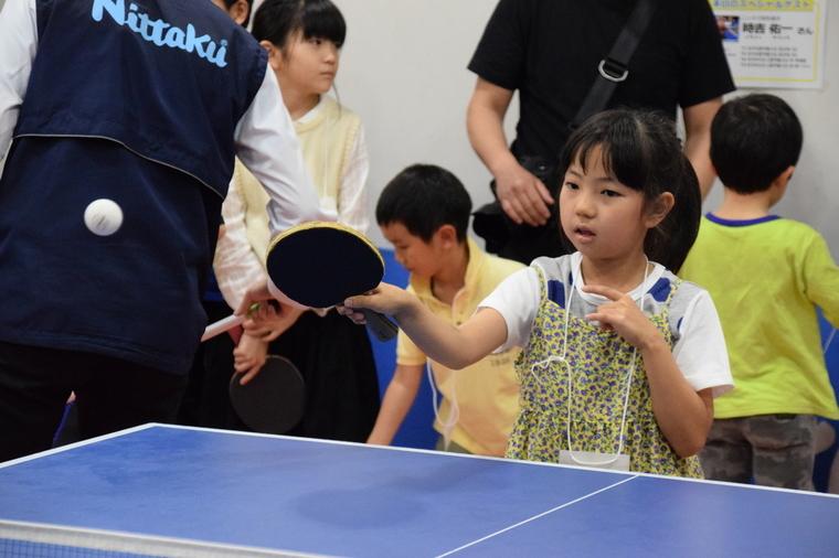 เล่นกีฬา ปิงปอง ช่วยพัฒนาสมองเด็กได้ดี