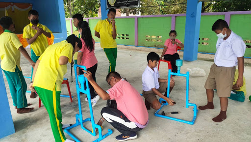 โรงเรียนดรุณสิกขาลัย โรงเรียนนวัตกรรม ของไทย