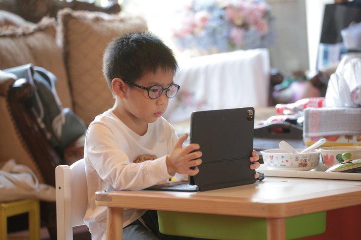 เรียนออนไลน์ทำเด็กเครียด