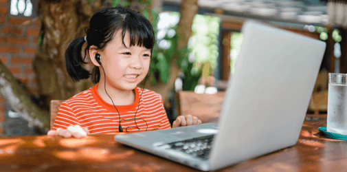 วิธีดูแลลูกในช่วงเรียนออนไลน์